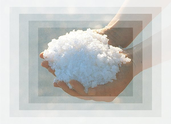 Sale Marino Artigianale - Handicraft Sea Salt
